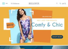 bellofox.com