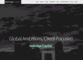 bellridgecapital.com