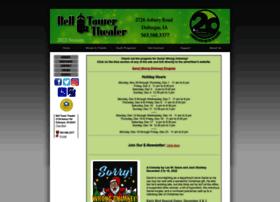 belltowertheater.net