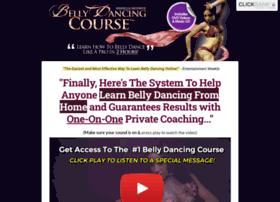 bellydancingcourse.com