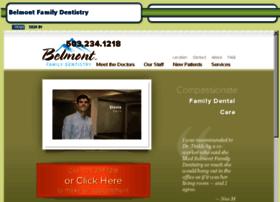 belmont-dentistry.mydentalvisit.com
