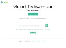 belmont-techsales.com