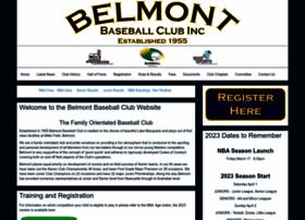 belmontbaseball.com.au