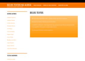 belostextos.aaldeia.net