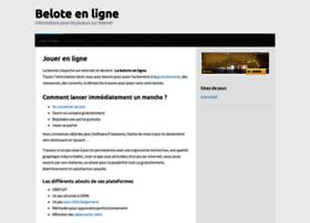 belote-ligne.fr