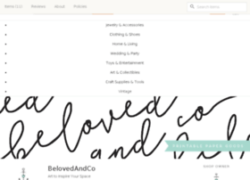 belovedandco.com