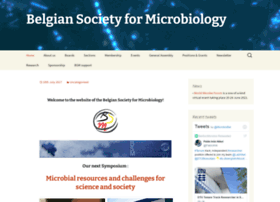 belsocmicrobio.be