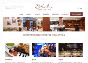 belvedere-bistro.com