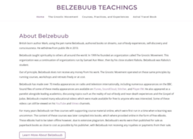 belzebuubteachings.com