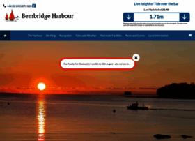 bembridgeharbour.co.uk