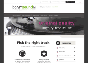 bemysound.com