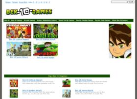 ben-10-games.com