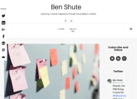ben-shute.com