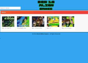 ben10-aliengames.com