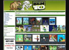 ben10gamesforfree.com