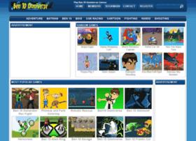 ben10omniversegames.com