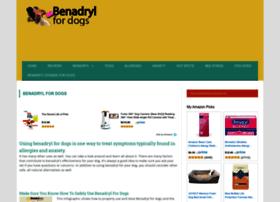 benadrylfordogs.info
