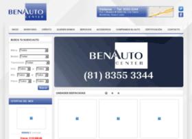 benauto.com.mx