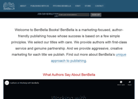 benbellabooks.com