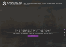 benchmarkhospitality.com
