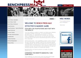benchpressmax.com