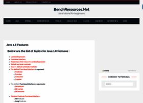 benchresources.net