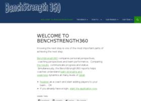 benchstrength360.com