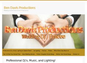 bendavisproductions.com