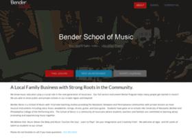 bendermusic.com