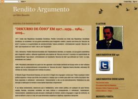 benditoargumento.blogspot.com