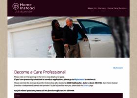 bendor.in-home-care-jobs.com