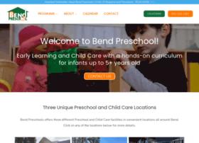bendpreschool.com