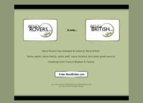 bendrovers.com