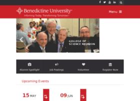 benedictineuniversity.imodules.com