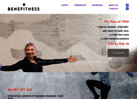 benefitnesshealthclub.com