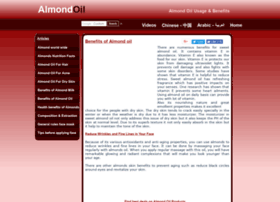 benefits-of-almond-oil.com