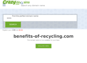 benefits-of-recycling.com