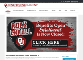 benefitsenrollment.ou.edu