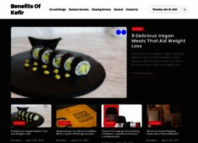 benefitsofkefir.com