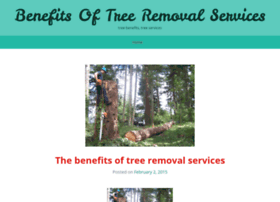 benefitsoftreeremovalservices.wordpress.com