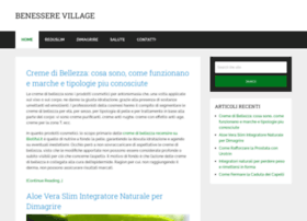 benesserevillage.it