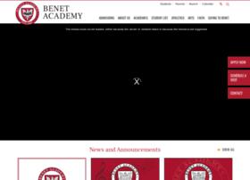 benet.enschool.org