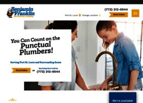 benfranklinplumber.com