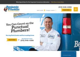 benfranklinplumbersaustin.com