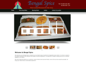 Bengalspiceonline.co.uk