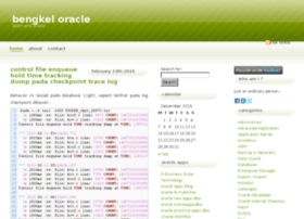 bengkel-oracle.net