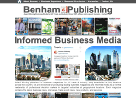benhampublishing.com