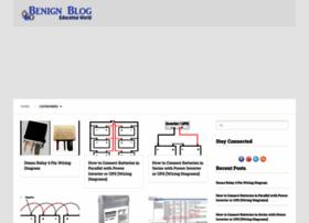 benignblog.com