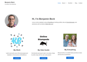 benjaminbeck.com