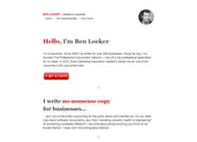 benlocker.co.uk